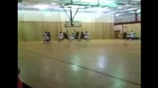 Antonio Mitchell Henry Ford Academy Senior Year Basketball Mix