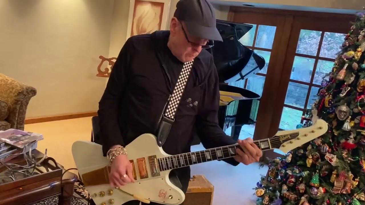 Gibson Firebird Guitar