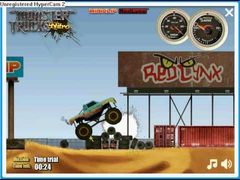 miniclip monster truck