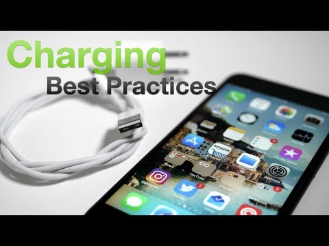 iPhone Charging - Best Practices To Get Long Battery Life