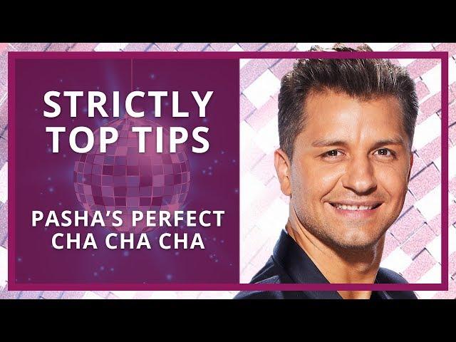 Strictly Come Dancing Tips   Cha Cha Cha with Pasha Kovalev