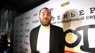 Поздравление с Новым годом от Семена Слепакова www.sobesednikam.ru (Предпоказ