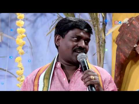 Enga Oor Paatukkaran - Velmurugan Tamil Film Playback Singer| Pongal celebration| part-02