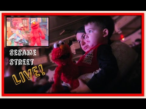 Sesame Street LIVE! : Elmo Makes Music | January 2017