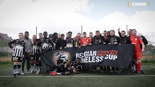 Belgian Homeless Cup 2018