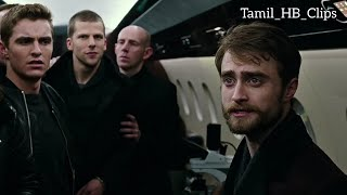 Now You See Me 2 Movie Happy New Year Scene In Tamil