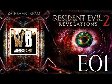 Resident Evil Revelations 2 | Blind Playthrough | E01 | Learning To Play LOL