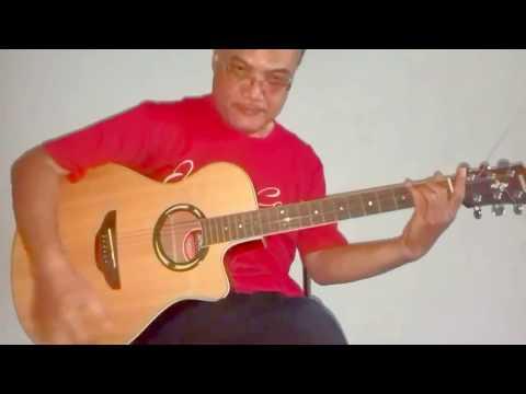 Belajar petikan lagu 'Ibu' Iwan Fals