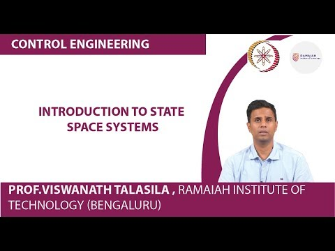 Introduction to State Space Systems