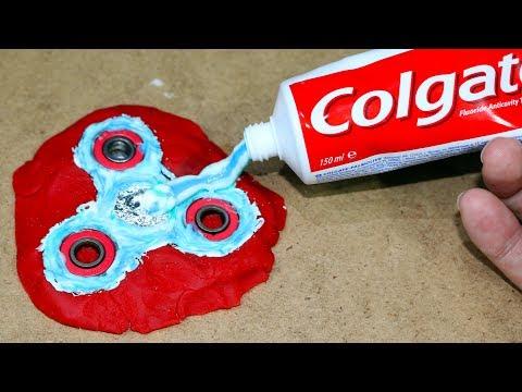 4 Fidget Spinner Life Hacks or Toys