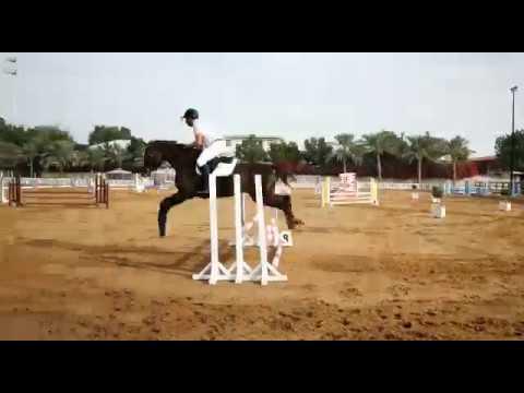 Jumping Competition - Dubai - Jan-13-2017