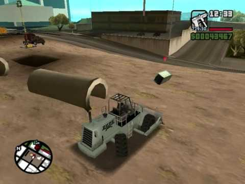 Gta San Andreas Mission  Deconstruction