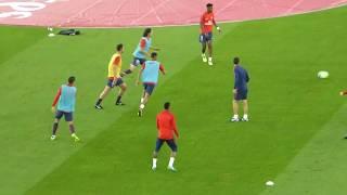 Neymar Jr ● Edinson Cavani ● Ángel Di María ● PSG vs AS SAINT-ETIENNE 2017
