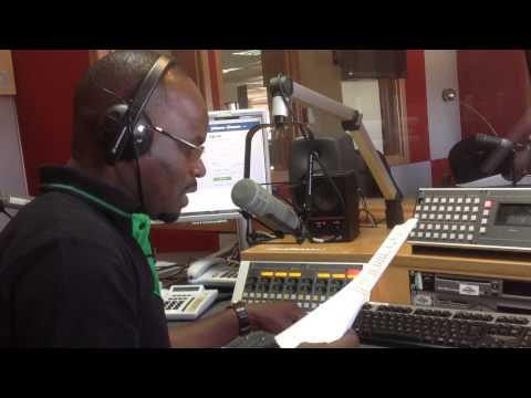 SHAABAN NDEGE BBC RADIO