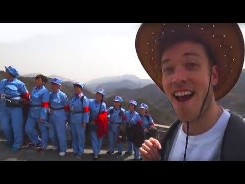 JakenBake - LIVE STREAMING FROM GREAT WALL OF CHINA
