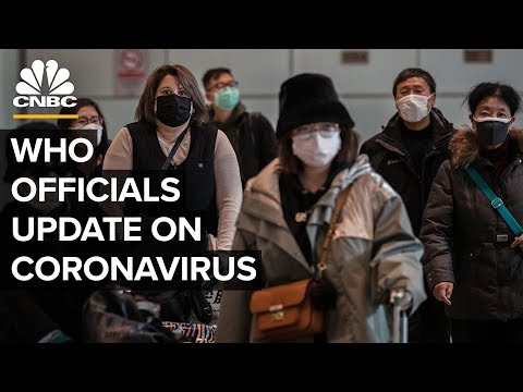 WATCH LIVE: WHO officials discuss whether coronavirus is a public health emergency – 1/30/2020