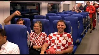 Polufinale. Hrvatska - Engleska - 2:1 !!! Odmah nakon utakmice!)  World Cup FIFA 2018.