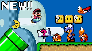 Another Mario World - NEW YOSHI ISLAND! #1