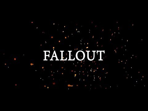 FOR ALL ETERNITY - FALLOUT [Official Lyric] (Christian Metal)