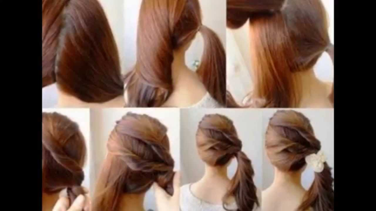 Hairstyles Easy Youtube