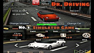 Top Car Simulator Realistic Android Games__ Dr Driving__ Best Simulator Games_Mr. Adnan official HD
