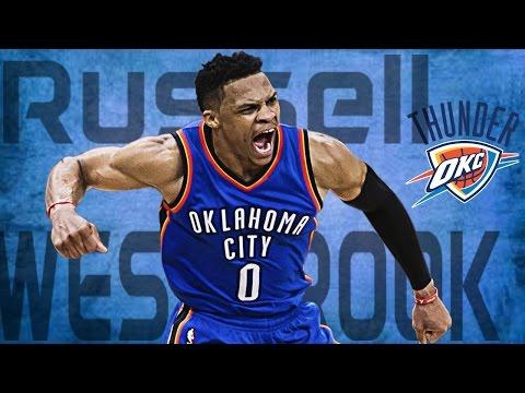 Russell Westbrook | 2016/17 Oklahoma City Thunder Highlight Mix | B.L.O.W