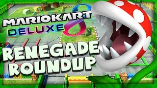 Mario Kart 8 Deluxe: Renegade Roundup Battle Mode!