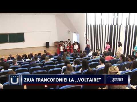 Spectacol Liceul VOLTAIRE Craiova 22 03 2017