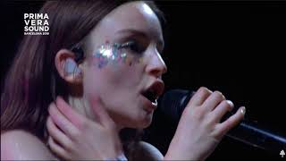 CHVRCHES Live at Primavera Sound 2018 Full Stream
