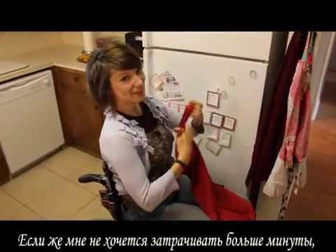 Видео девушка в фартуке кургана онлайн