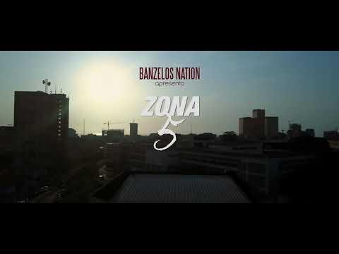 Zona 5 - Toda grossa (videoclipe) | Rap/hiphop angolano