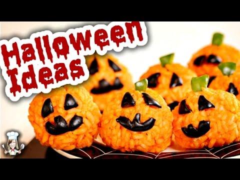 12 Ideas para decorar tu mesa en Halloween - YouTube
