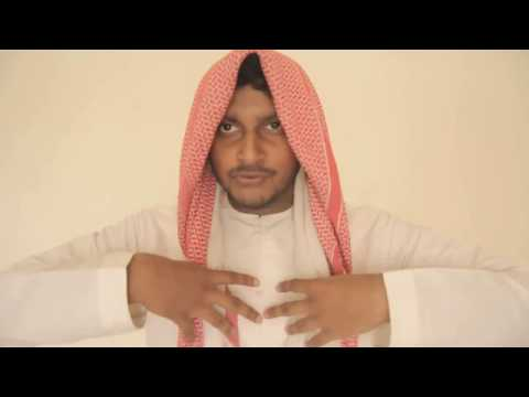 How to tie the UAE Shemagh Or GhutraT U T O R I A L    E A S Y