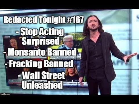 [167] Puerto Rico, Monsanto Banned, Fracking Banned, Wall Street Unleashed