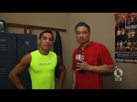 Oscar Valdez Interview - UCN EXCLUSIVE