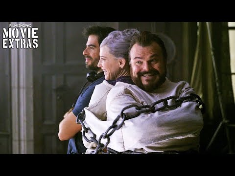 THE HOUSE WITH A CLOCK IN ITS WALLS | Eli Roth Finds His Magic Featurette Mp3