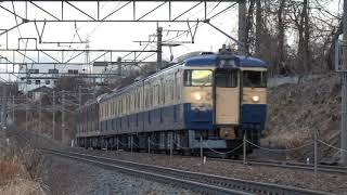 【しなの鉄道 115系】 バリエーション豊富なしな鉄115系
