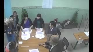 УИК 769 после закрытия, Подсчет голосов, Выборы Мэра Москвы 2013