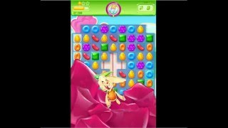 Candy Crush Jelly Saga Level 20 No Boosters 2 Stars
