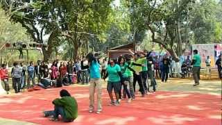 Winning performance at IIT-KGP Shuffle (Indian Contemporary Part)
