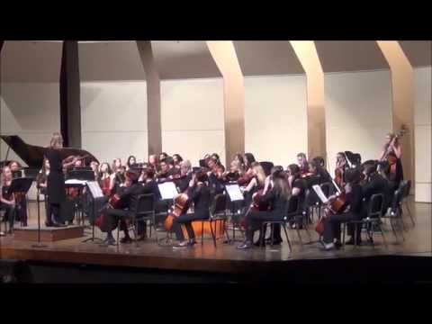 Cherry Creek High School Orchestra: Sept. 28, 2016