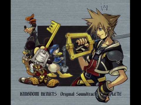 Kingdom Hearts Original Soundtrack Complete - 517 Spooks of Halloween Town