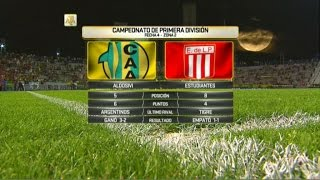 Aldosivi vs CA Estudiantes full match