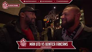 Can Man United Win The Champions League With Mourinho? Manchester United 2-0 Benfica Reaction