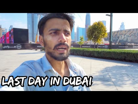 DUBAI - KUWAIT - DELHI : Al Jazeera Airlines - Last Day in Dubai