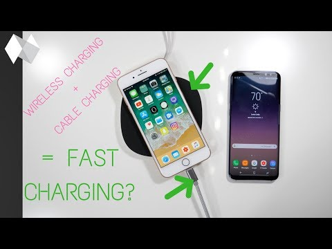 Can You Use BOTH Charging Methods At The SAME TIME?!