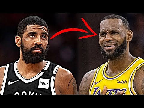 Kyrie Irving Implies That LeBron James Is Not Clutch and That He Doesn't Have a Head Coach