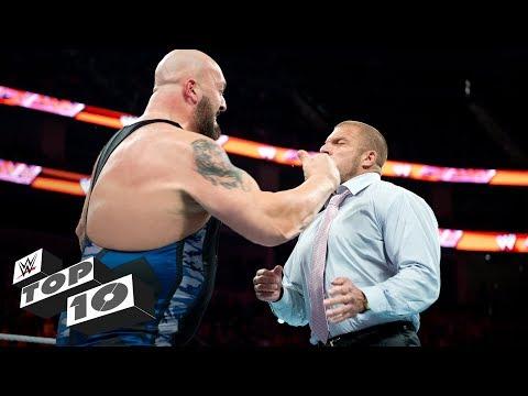 McMahon Family assaults: WWE Top 10
