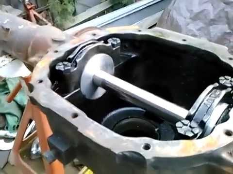 Narrowed Ford Ranger Axle Alignment Bushings Free Play MOV339