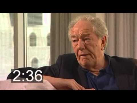 Five Minutes With: Michael Gambon